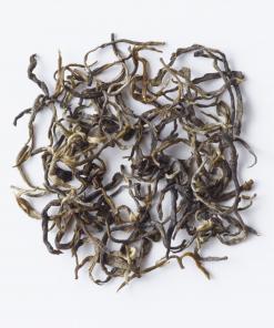Slow witherd green tea